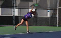 Girls Tennis versus Ayala
