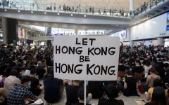Hong Kong protesters overstep boundaries