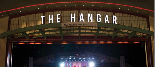 "Based in Costa Mesa, The Hangar, a concert hall at the OC Fair and Event Center, will host ""Come Fly With Me"" on Oct. 12."