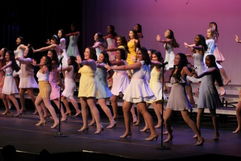 """Fall Choir Concert: """"Turning Points: Endings, Beginnings, and Epiphanies"""""""