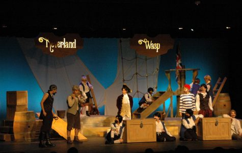 """DBHS presents: """"Peter and the Starcatcher"""""""