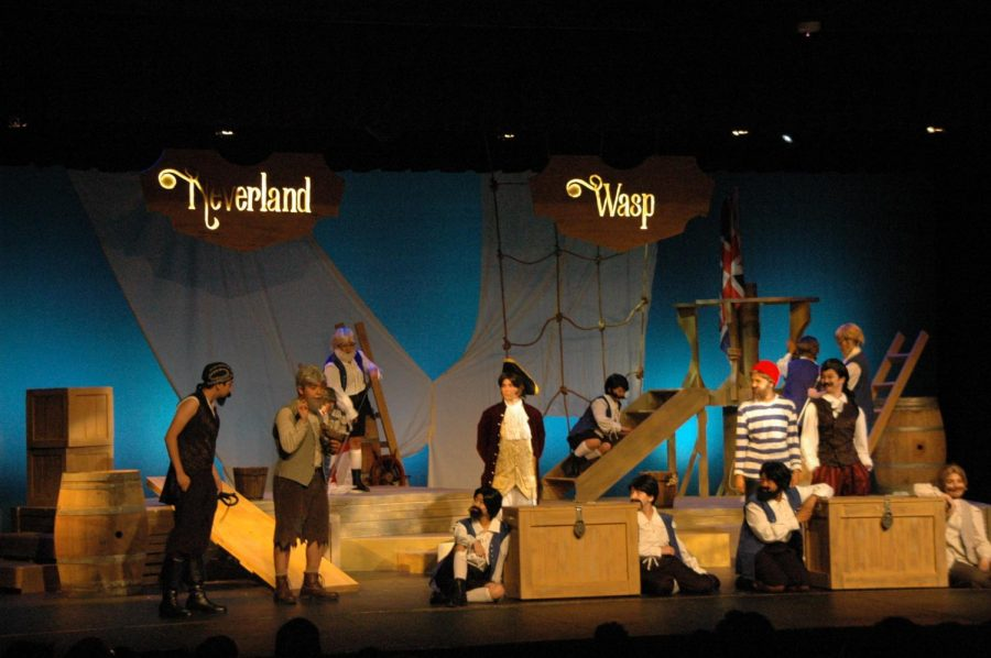 DBHS+presents%3A+%22Peter+and+the+Starcatcher%22