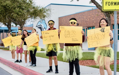 Student spreads cancer awareness