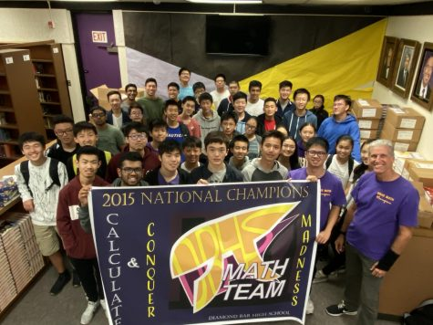 Math team derives from completion