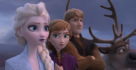 Frozen keeps its charm