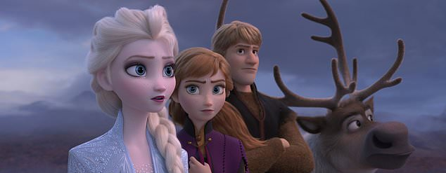 Frozen keeps its charm