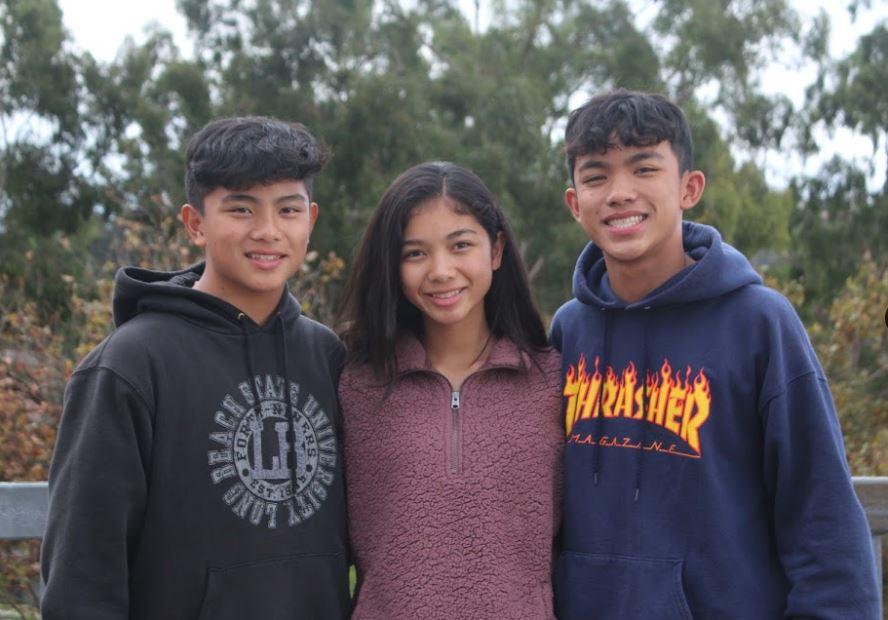 Freshman trio takes on high school
