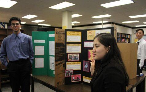 Exploring internships