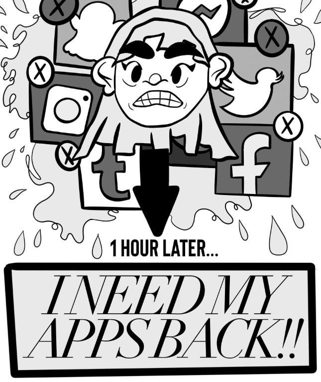 Sporadically+Satirical%3A+The+pain+of+social+media+detox