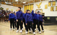 Senior succeeds in dance industry