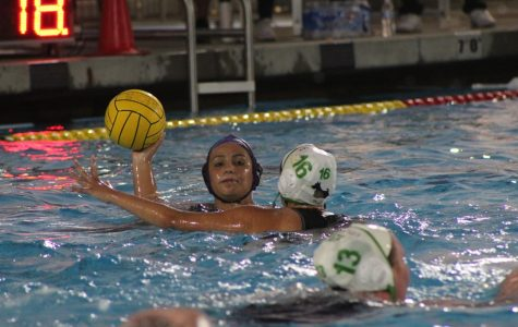 Girls water polo wins league title