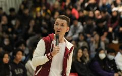 Kindness Week speaker urges DB students to share time