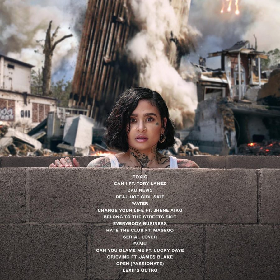 Kehlani provides unique take in new album
