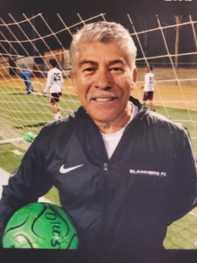 Soccer coach uses his experience on DBHS turf
