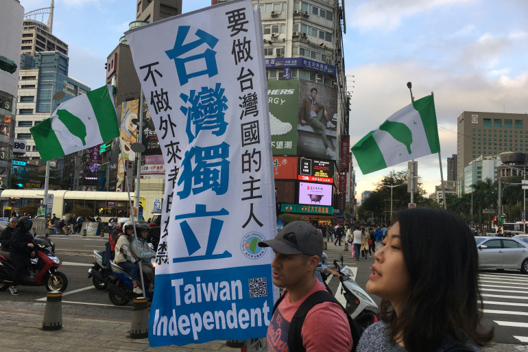 The Taiwan Question: Part One