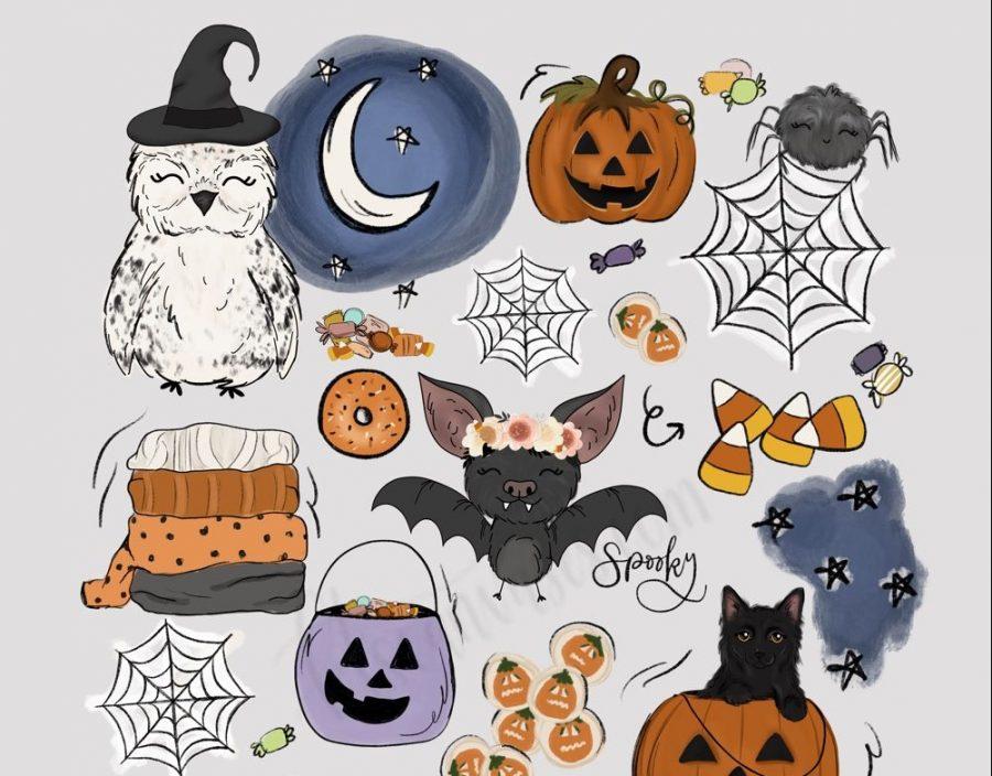 Spooky Season activites