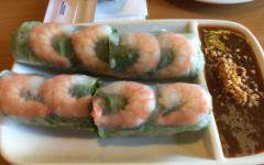 An authentic taste of vietnamese cuisine