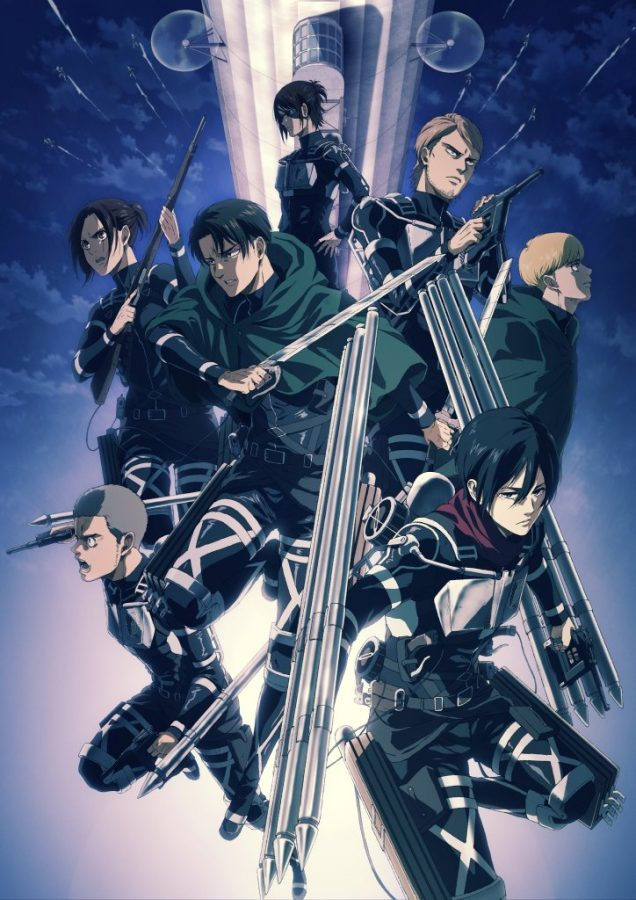 Stream it or skip it: Attack on Titans