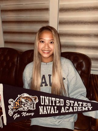 DB athlete takes plunge, commits to Naval Academy