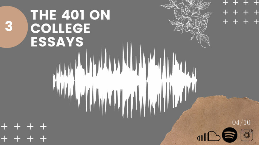 S103: The 401 on College Essays