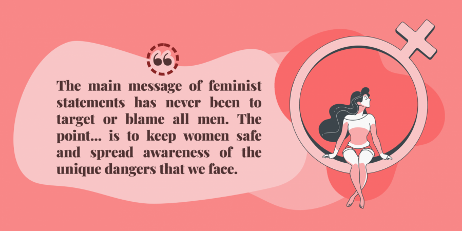 Feminism rebuttal misses the mark