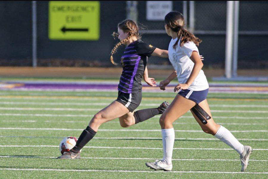 Girls soccer meets their season goals
