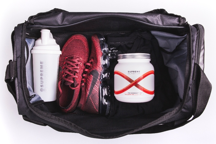 Gym bag must-haves