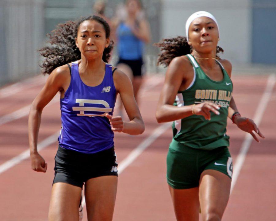 DBHS track dominates