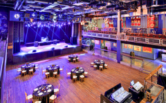 The House of Blues, Anaheim, is one branch of an American chain of live music concert halls built with restaurants, where homecoming will be held on October 23.